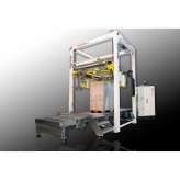 Tallwrapper RS8 fully automatic rotating wrapper